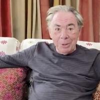 VIDEO: Andrew Lloyd Webber Preps Fans for Stream of 50th Birthday Celebration!