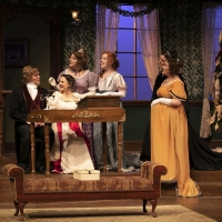 BWW Review: MISS BENNET: CHRISTMAS AT PEMBERLEY at the Ottawa Little Theatre is a Coz Photo