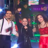 Video Roundup: Celebrate The New Year With a Look Back at Broadway's New Year's Eve P Photo
