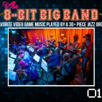 Charlie Rosen's The 8-Bit Big Band Returns To New York City On January 27th
