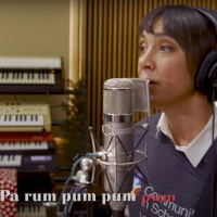 VIDEO: The Bird and The Bee ft. Dave Grohl Perform 'Little Drummer Boy' on JIMMY KIMM Photo