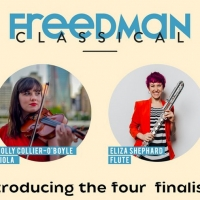 Freedman Classical Fellowship Finalists Announced For 2021 Photo