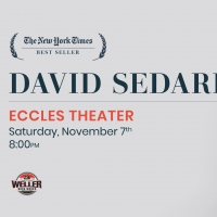 David Sedaris is Heading to the Eccles Theater