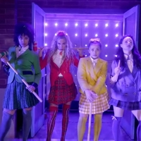 VIDEO: Carrie Hope Fletcher Unites with West End and UK Tour Heathers in New Promo Photo