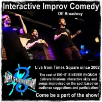 Interactive Comedy Returns Live to Times Square Photo