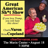 Brian Copeland and Charlie Varon Present THE GREAT AMERICAN SH*T SHOW Photo
