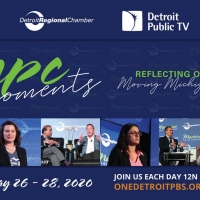 Detroit Regional Chamber And Detroit Public TV Reflect Mackinac Moments And Michigan's Future