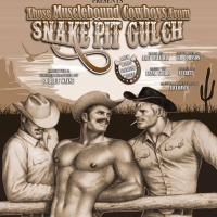 BWW Review: Desert Rose's THOSE MUSCLEBOUND COWBOYS FROM SNAKE PIT GULCH is a Rip-Roa Photo