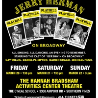 Jerry Herman On Broadway Comes to Sandhills Repertory Theatre Photo
