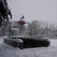 Los teatros de Madrid cierran por la nieve el sábado 9 de enero Photo