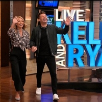 LIVE WITH KELLY AND RYAN Teams Up With Guinness World Records to Present 'Record Breaker Week,' Sept. 9 – 13