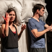 BWW Review: Intimate and Sexually Insightful THE SOLID LIFE OF SUGAR WATER by Deaf West