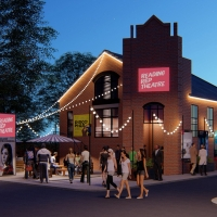 Reading Rep Theatre Will Open New Permanent Home In Reading In Spring 2021 Photo