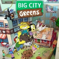 Disney Channel to Premiere Season Two of BIG CITY GREENS on November 16