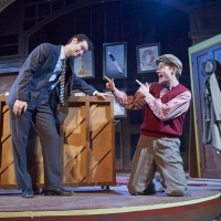BWW Review: MURDER FOR TWO Delights With Hilarity at Theater At Monmouth