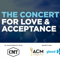 Rita Wilson, Matt Bomer, & Lauren Alaina Join Lineup for 2020 Concert for Love & Acce Photo