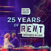 NYTW Gala To Celebrate 25th Anniversary Of RENT Featuring Original Cast Members Anthony Ra Photo