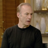 VIDEO: Bob Odenkirk Talks BETTER CALL SAUL on LIVE WITH KELLY AND RYAN
