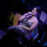 BWW Review: Maria-Christina Oliveras is Glorious in GLORY OF LOVE at Feinstein's/54 B Photo