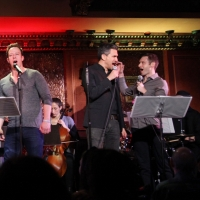 BWW Photo Coverage: YANK! A WWII LOVE STORY at 54 Below Photo