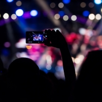 Industry Editor Exclusive: The Evolution of Cell Phones Use at the Theater (And What  Photo