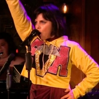VIDEO: Krysta Rodriguez Performs 'Beyvita' Medley At Feinstein's/54 Below Video