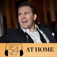 WATCH: Robert Creighton: Holiday Happy! on #54BelowAtHome at 6:30pm!