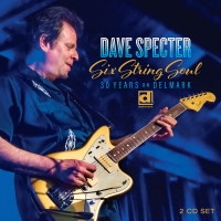 Dave Specter to Release 'Six String Soul, 30 Years on Delmark' Album Photo