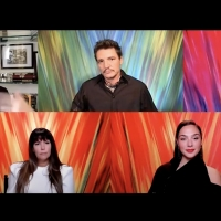 VIDEO: Gal Gadot and the Cast and Director of WONDER WOMAN 1984 Discuss the Film, Str Photo