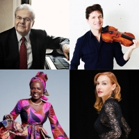 LIVE WITH CARNEGIE HALL Continues This Spring With Joshua Bell, Ute Lemper, Emanuel A Photo