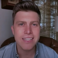 VIDEO: Colin Jost Talks About Marrying Scarlett Johansson on LATE NIGHT WITH SETH MEY Photo