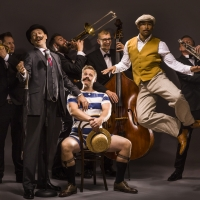 CROONERS Comes to Parr Hall