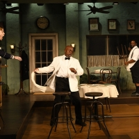 """BWW Review: """"MASTER HAROLD""""…and the Boys at Syracuse Stage Photo"""