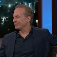 VIDEO: Bob Odenkirk Talks About Disappearing From High School on JIMMY KIMMEL LIVE Video
