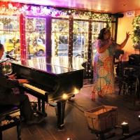 BWW Review: AISHA DE HAAS AND JON WEBER Talk The Talk At The West Bank Cafe Photo