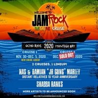 Nas & Damian Marley Reunite for 10th Anniversary on 2020 Jamrock Cruise Photo