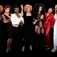 Top Female Impersonators Return To The Stage For ICONS • THE ART OF CELEBRITY ILLUSION Photo