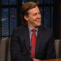 VIDEO: Alex Moffat Talks About Being on an Acrobatic Dunk Team on LATE NIGHT WITH SETH MEYERS
