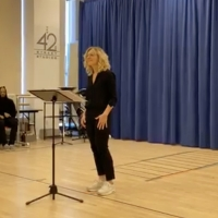 VIDEO: Watch Rachel Bay Jones Sing in Rehearsals for Kennedy Center's NEXT TO NORMAL Photo