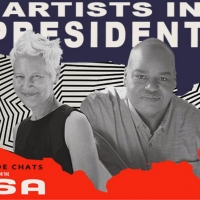 CAP UCLA Presents Constance Hockaday's ARTISTS-IN-PRESIDENTS: FIRESIDE CHATS FOR 2020 Photo