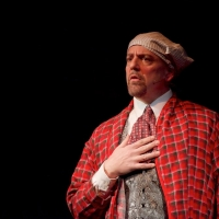 BWW Review: One Actor, 25 Characters Bring Alive  A CHRISTMAS CAROL at Ridgefield Th Photo