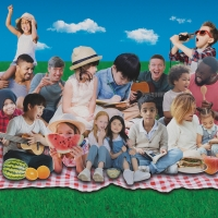 ALLY PALLY'S POETRY PICNIC! Comes to Alexandra Palace This Summer Photo