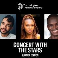 Kimber Elayne Sprawl, Noah J. Ricketts & Darian Sanders Set for CONCERT WITH THE STAR Photo