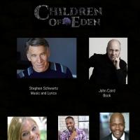 Casting and Creatives Announced For Stephen Schwartz's CHILDREN OF EDEN Article