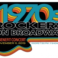 Constantine Maroulis, Tamika Lawrence, and More Join ROCKERS ON BROADWAY