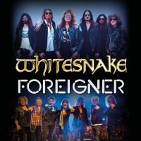 Whitesnake & Foreigner Announce U.K. 2020 Tour Photo
