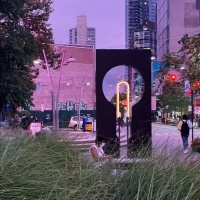 Public Art Sculpture Comes To Brooklyn To Illuminate Life Of Lewis H. Latimer Photo