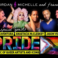 Jordan & Michelle's LIVE Pride Concert To Feature Pixie Aventura, Anastacia McCleskey Photo