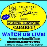 Fountain Hills Theater Hosts a Broadway Quarantine Cabaret Photo