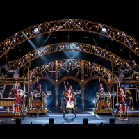 BWW Review: DRUMMER QUEENS at The Comedy Theatre Photo